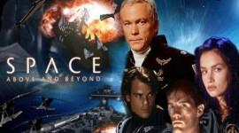 Sua próxima série Sci-Fi, Space Above and Beyond