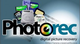 TestDisk & PhotoRec, recuperando fotos perdidas no Windows 7/8