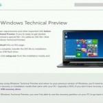 Windows 10 Technical Preview 3, novidades