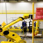 Conheça a força de trabalho robótica da Amazon