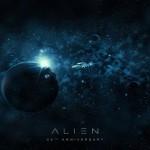 35 anos do filme Alien: Veja a arte Tributo feita para a data