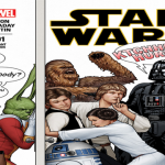 30 capas da Edição #1 de Star Wars