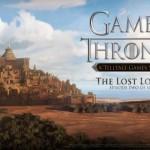 Game of Thrones, game da Telltale ganha trailer do episódio 2
