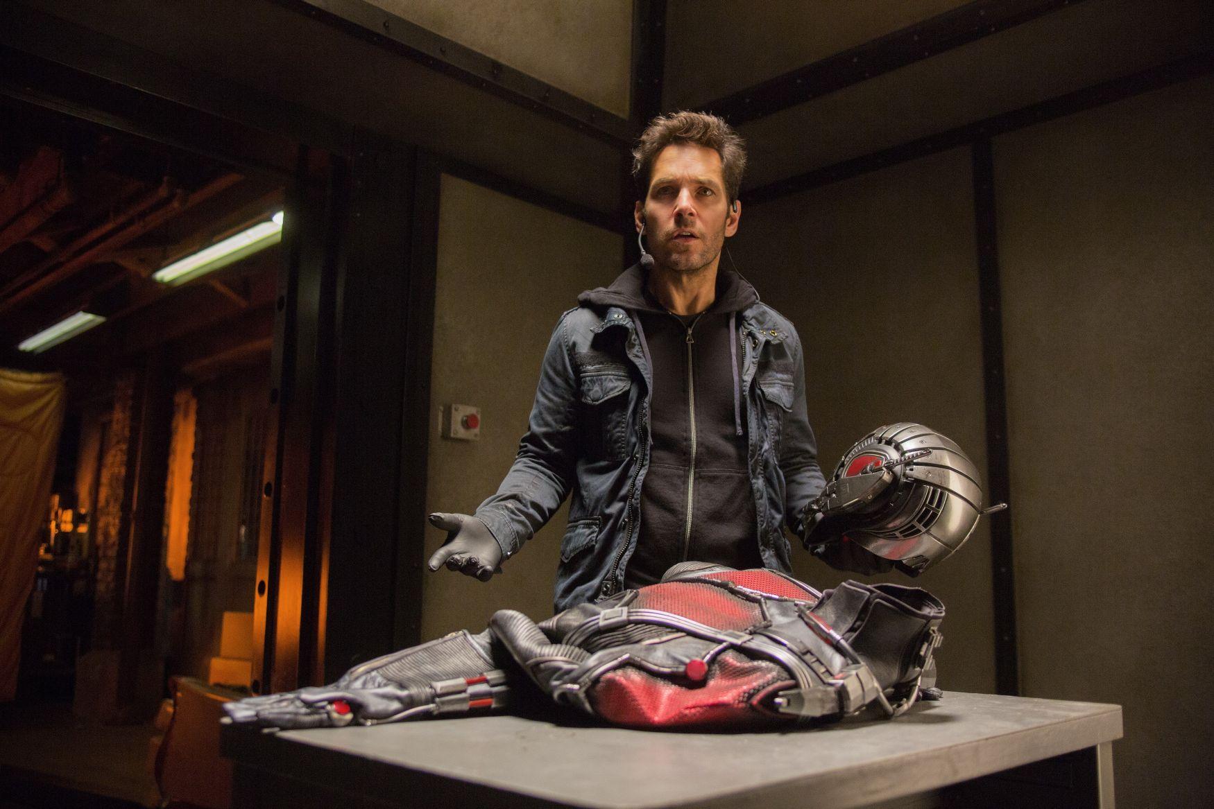 GeekZilla – Ant-Man ultrapassa a bilheteria de Capitão ...