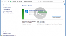 Como forçar o download do Windows 10 via Windows Update