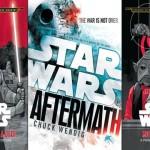 Journey to Star Wars, sumários de 10 livros revelam novas informações