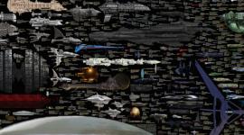 O gráfico mais completo contendo naves sci-fi agora está pronto