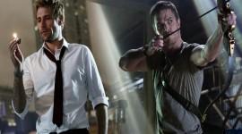 Arrow, Constantine está pronto para salvar o dia no novo clipe do próximo episódio