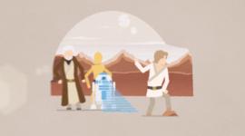 Gráfico animado mostra a Jornada do Herói usando blockbusters (Legendado)
