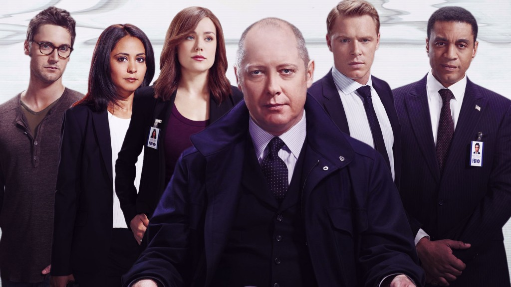 elenco the blacklist