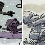 Star Wars em ilustrações incríveis