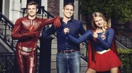 Crossover entre séries The Flash e Supergirl finalmente anunciado