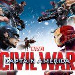 Capitão América: Guerra Civil estréia com 100% no medidor do site RottenTomatoes