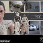 Hot Toys revela incrível colecionável da personagem Rey de Star Wars:O Despertar da Força