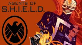 Agents of S.H.I.E.L.D., videos do set mostram o carro do Ghost Rider em ação