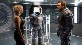 Passengers, veja o primeiro trailer legendado do sci-fi com Chris Pratt e Jennifer Lawrence