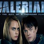 Confira o primeiro trailer legendado do filme Valerian e a Cidade dos Mil Planetas