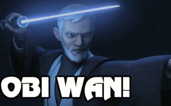 Star Wars Rebels, trailer da terceira temporada conta com Obi-Wan Kenobi