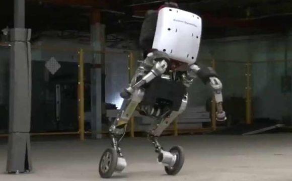 Mais recente robô da Boston Dynamics é literalmente veloz e furioso