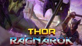 Nova arte conceito de Thor Ragnarok mostra World War Hulk e Hela