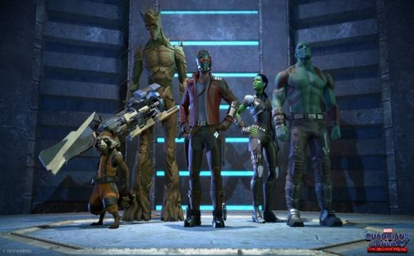 Marvel's Guardians of the Galaxy: The Telltale Series, assista o novo trailer do game