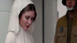 Veja a princesa Leia de Rogue One sem os efeitos digitais (video atualizado)