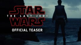 Star Wars The Last Jedi- Primeiro Trailer legendado