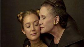 Presidente da Lucasfilm discute como o Episódio IX seria centrado em Carrie Fisher