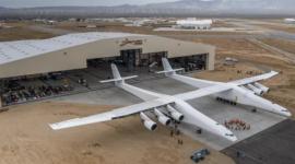 Co-Fundador da Microsoft constrói maior avião do mundo para lançamento de satélites