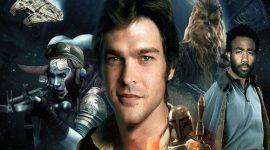 """Confira uma nova imagem do """"Pod Car"""" do filme sobre o jovem Han Solo"""