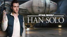 Han Solo, confira várias artes que vazaram do filme