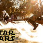 Star Wars, que tal uma Speeder Bike que funciona para valer? Confira