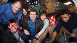 Han Solo: Miller e Lord(diretores) foram na verdade demitidos por conflitos com Kathleen Kennedy
