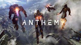 Anthem, novo game da Bioware, impressiona pela temática e visual em evento da Microsoft