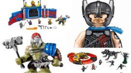 LEGO revela conjuntos baseados no filme Thor: Ragnarok