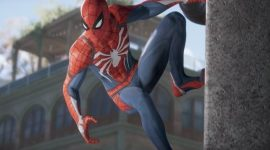 Marvel mostra gameplay do seu novo game do Homem-Aranha